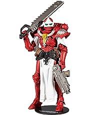 "McFarlane Toys Warhammer 40,000 Adepta Sororitas Battle Sister (The Order of The Bloody Rose) 7"" Action Figure"