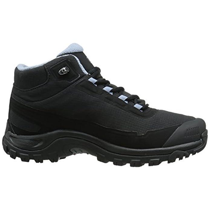 Salomon L37687300 Stivali Da Escursionismo Alti Donna