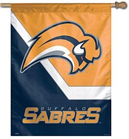 Buffalo Sabres Flag (NHL Buffalo Sabres Vertical Flag, 27