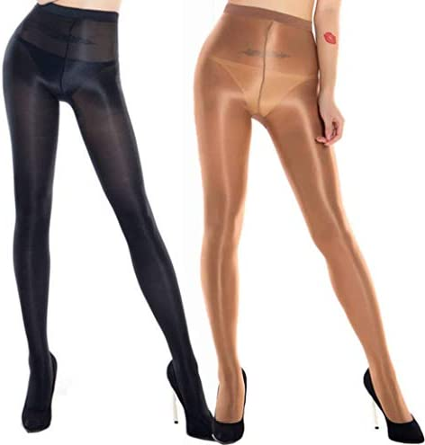 LifeVV Shimmery Thickness Pantyhose Stockings