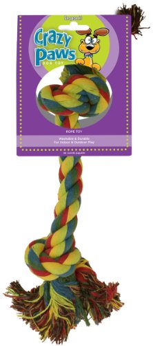 Sergeant's Rope Chew Multi-Color Large for Dogs