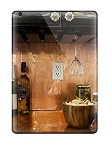 Cute Tpu KelliSAnthony Copper Kitchen Backsplash Case Cover For Ipad Air