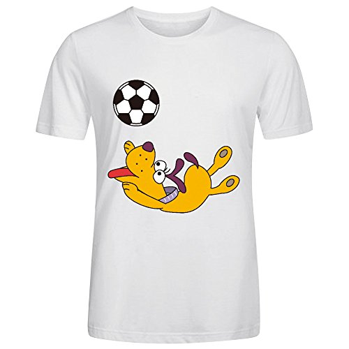 dog-playing-with-ball-mens-t-shirt-white-cotton