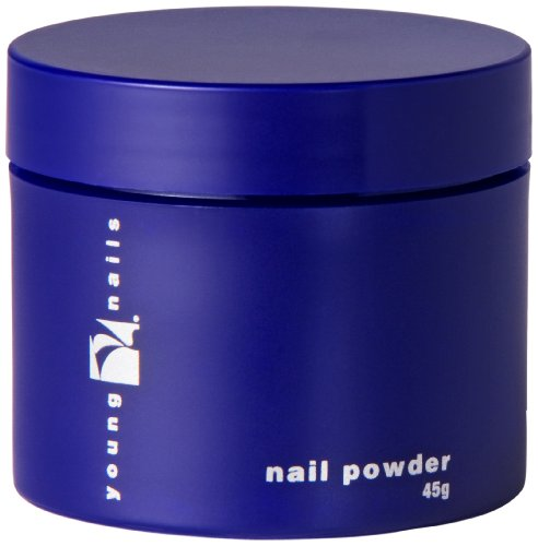 (YOUNG NAILS Powder, Clear, 45 g.)