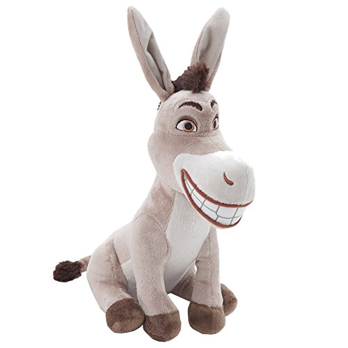 Donkey Plush Stuffed AnimalFrom the Movie ShrekApprox 12 inches