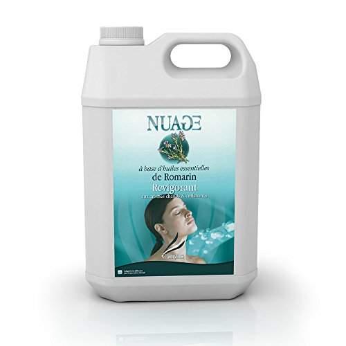Camylle - Nuage - Emulsion of essential oils for Ultrasonic