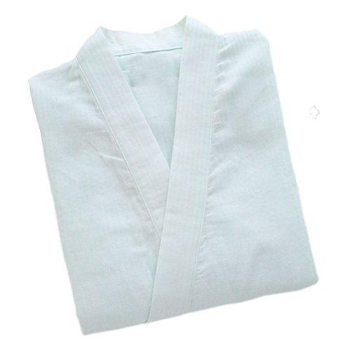 Soojun Womens Pinstripe Japanese Pajamas