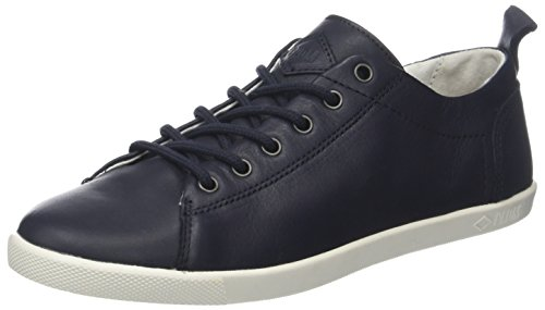 PLDM Bleu Deep Femme Nca Bel by Baskets Basses Palladium Hwx1rqHf