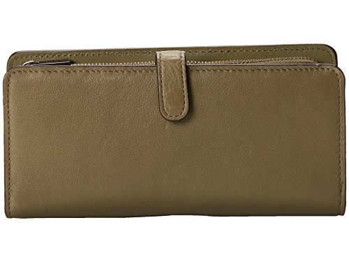 COACH Madison Skinny Wallet Leather