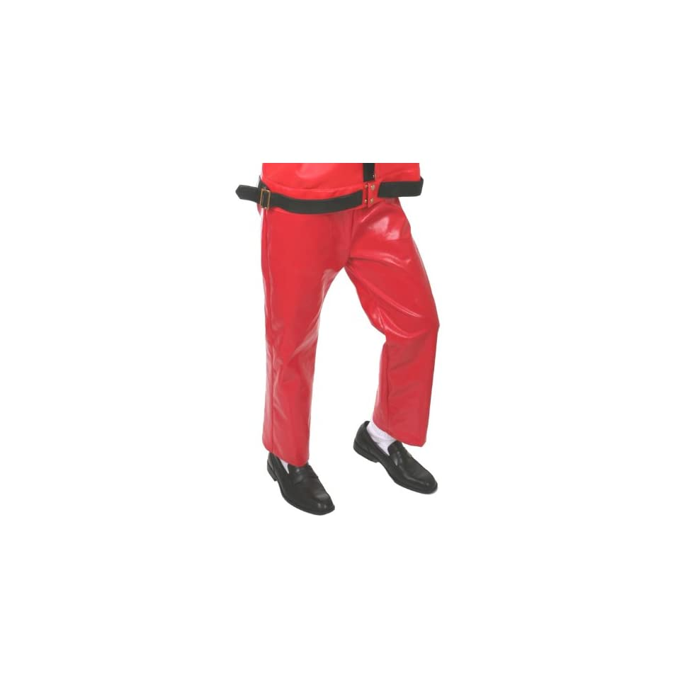 Mens Michael Jackson Thriller Costume Pants