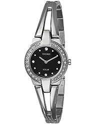 Seiko Womens SUP205 Classic Solar Watch