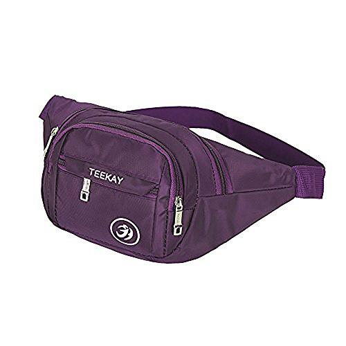 Waist Bag Fanny Pack Travel Belt Hip Pouch Purse for Men Women Running Walking Hiking - Hipster Pouch
