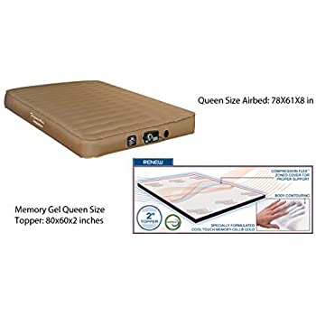 Amazon.com: Automatic Sleeper Sofa Queen Size Air Mattress ...
