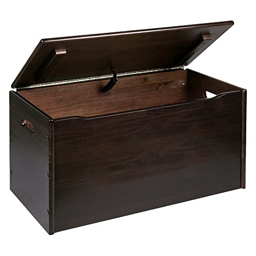 Little Colorado Solid Wood Toy Storage Chest by Little Colorado