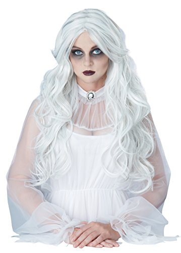 California Costumes Women's Supernatural Wig, Gray, One Size -