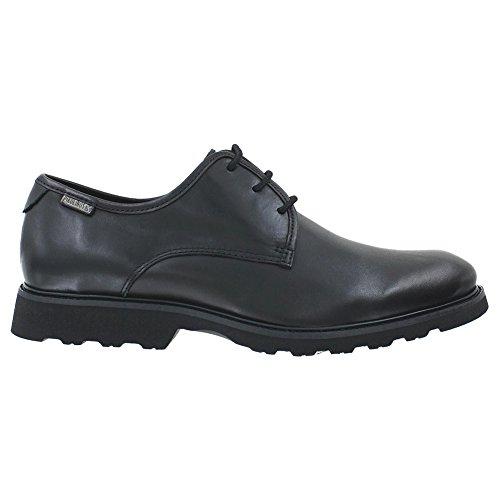 6545c1 Shoes Pikolinos Leather Glasgow M05 Noir Mens nqx6OP