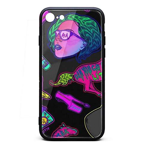 Lady-gaga-Queen- iPhone 6 Plus/6s Plus Case Printted Smart Mobile Case for iPhone 6 Plus/6s Plus ()