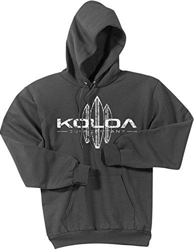 Koloa Surf -Vintage Surfboard Hoodies-Hooded -