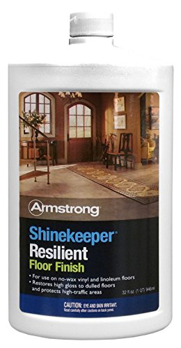Armstrong Shinekeeper Resilient Floor Finish 32oz