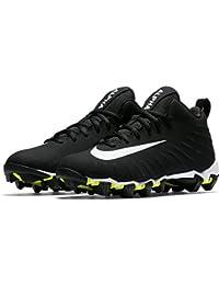 Kids Alpha Menace Shark Football Shoes Black White · NIKE c6ea3370a2