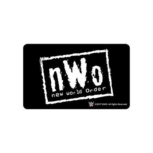 Kokorabo WWE glowing IC card sticker [nWo ver.] by Kokorabo
