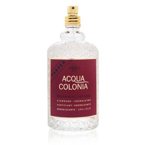 Amazon.com: 4711 Acqua Colonia Rhubarb & Clary Sage by Maurer & Wirtz 5.7 oz Eau de Cologne Spray (Tester No Cap): Beauty