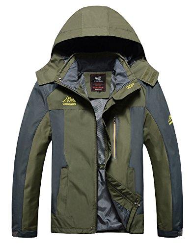 Xxxl Rain Jacket - 7