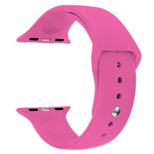 Zyra Sport Band For Apple Watch 38mm S M Soft Silicone