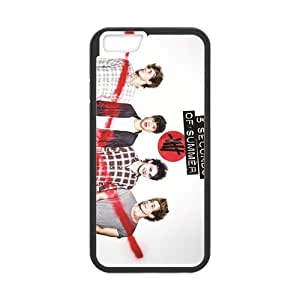 Custom iphone 6 4.7 5 Second of Summer SOS Protective Case for iphone 6 4.7