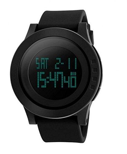Skmei V2A S-Shock Digital Black Dial Men's Watch product image