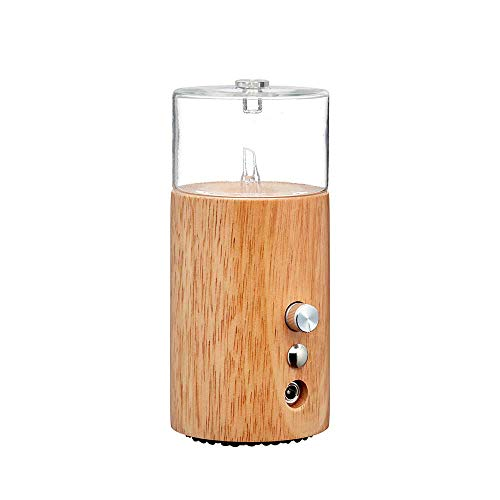 Redolence Nebulizing Diffuser (Light Wood) for Professional...
