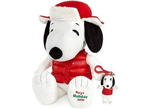 Macy's 2015 Holiday Snoopy - Inside Macys