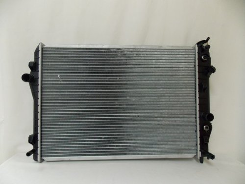 RADIATOR FOR CHEVY PONTIAC FITS CAMARO FIREBIRD TRANS AM 5.7 V8 1486 (Camaro Trans Am)