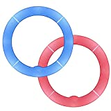 Neewer Pink and Blue Color Filter Set for Neewer 14 inches/36 centimeters 50W(400W Equivalent) 5500K Ring Light and 36W LED SMD 5500K Dimmable Ring Light