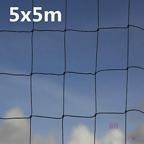 4 5 x 2-20m Heavy Duty Anti Bird Net Nylon Garden Anti Bird Netting Vegetables Pest Plant Fruit Crop Tree Garden Mesh Predect   5x5