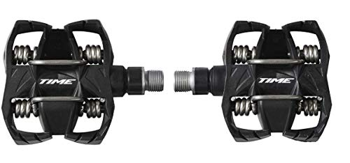 Time MX4 Pedals Black, One Size