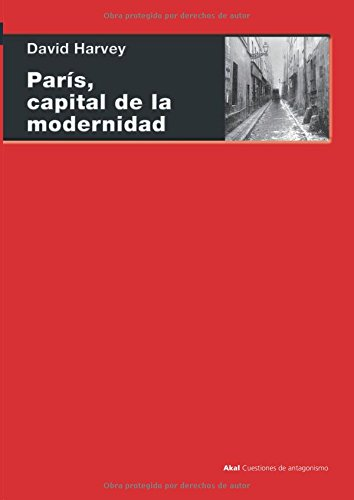 Descargar Libro París, Capital De La Modernidad David Harvey