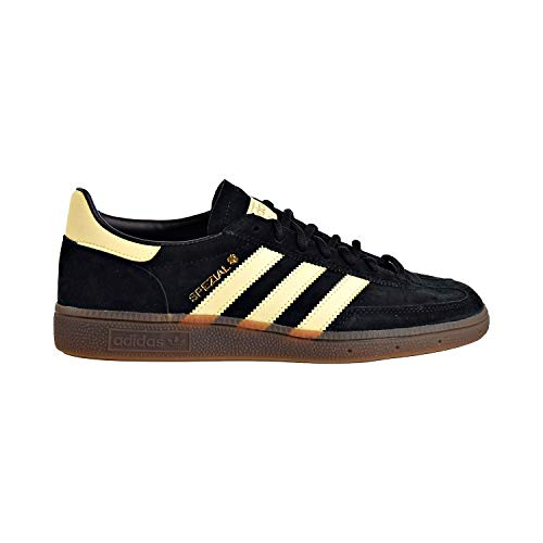 adidas Handball Spezial Mens (St. Patrick's Day) in Cpre Black/Easy Yellow/Gum, 10.5 -