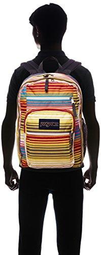 Student Black Polyester Jansport Sunset Bags Stripe Big 100 Men O5qvEq