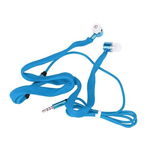 Yoyorule Universal 3.5mm Shoelace Stereo Handfree Headphone