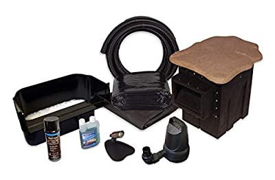 Simply Ponds 2100 PVCXSH Series Water Garden and Pond Kits