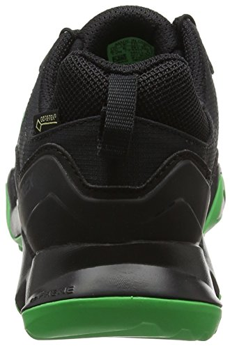 Scarpe Da Trekking Adidas Uomo Terrex Swift R Gtx Marrone / Nero / Nero Marrone Semplice (nero Negbas / Negbas / Verene)