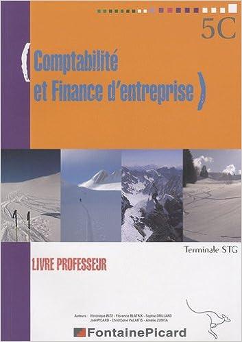 Réseau de téléchargement gratuit de livres électroniques Comptabilité et finance d'entreprise Tle STG : Livre professeur (1Cédérom) 2744619086 in French PDF PDB CHM