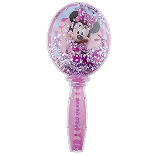 Granny's (c) Disney Pretend Play Minnie Mouse Large Glitter Shaker Diecut Hair (Minnie Mouse Costume Makeup)