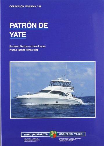 Descargar Libro Patron De Yate Ricardo Gaztelu-iturri Leicea
