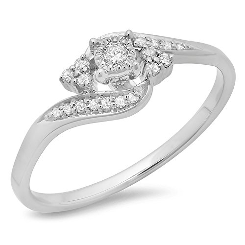 020-carat-ctw-10k-white-gold-round-diamond-ladies-twisted-promise-engagement-ring-1-5-ct-size-6