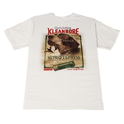 (Remington Men's Kleanbore Shells Logo Short Sleeve T-shirt)