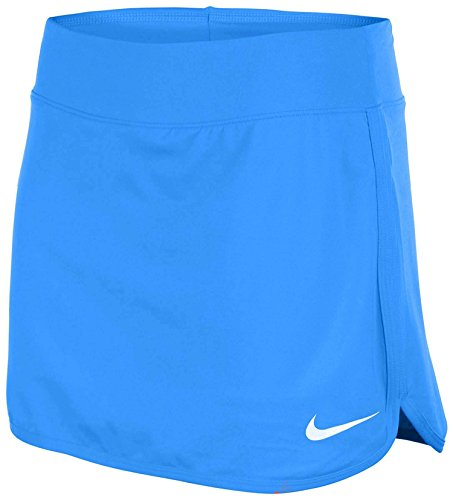Gonna Da Tennis Nike Court Pure Womens Foto Luce Blu / Bianco