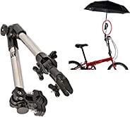 Umbrella Stands Wheelchair Bicycle Pram Swivel Umbrella Connector Stroller Holder Any Angle