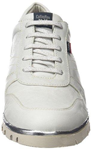 Blanc Femme blanco Richelieus Callaghan 2 10309 qHxRtt